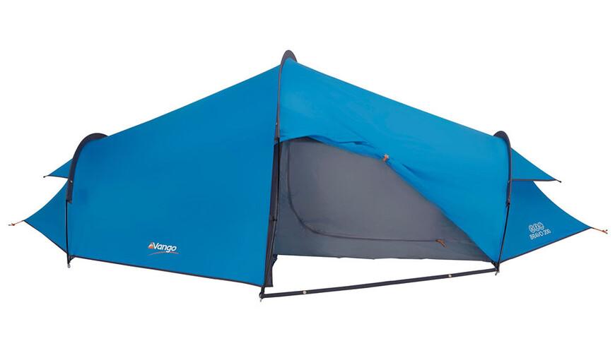 Vango Bravo 200 tent blauw